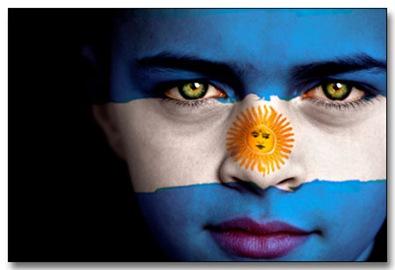 Argentine boy